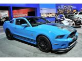 2013 Ford Shelby GT500: LA 2011