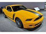 2013 Ford Mustang Boss 302 Laguna Seca: LA 2011