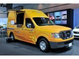 Nissan NV Food Trucks: LA 2011