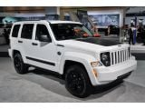 2012 Jeep Liberty Arctic Edition: LA 2011