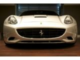 Ferrari California 3S Silver Carbon Fiber by DMC