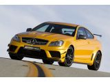 2012 Mercedes-Benz C63 AMG Coupe Black Series: Review
