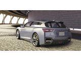 Subaru Advanced Tourer Concept bows in Tokyo