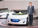 Honda Small Sports EV Concept  (EV-STER) unveiled