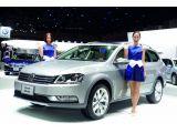 2012 Volkswagen Passat Alltrack debuts in Tokyo