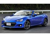 Subaru BRZ Convertible rendered
