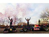 Redbull Racing Şmpiyonluk Kutlamaları 2011