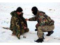 Asker PKK'lıyı böyle teselli etti