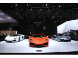 Lamborghini Aventador LP700-4 Roadster coming to Geneva