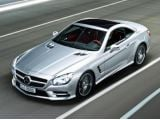 2013 Mercedes-Benz SL-Class official images surface