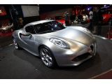 Alfa Romeo 4C will lose the carbon fiber body