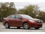 2013 Chevrolet Malibu Eco: First Drive