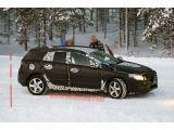 Volvo V40 Spy Shots