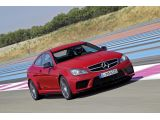 Mercedes C63 AMG Black Series laps the 'Ring in 7:46