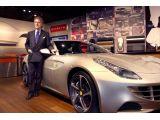 Ferrari Chairman Luca di Montezemolo running for Italian presidency