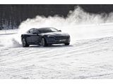 Aston Martin highlights their winter driving experience