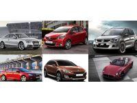 2012'ya damga vuracak yeni otomobiller