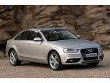 2013 Audi A4: First Drive