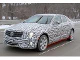 2013 Cadillac ATS: Spy Shots