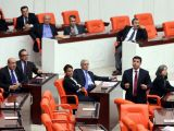 Meclis'te oturma eylemi!