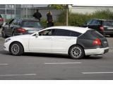 2013 Mercedes-Benz CLS wagon / shooting brake spied on