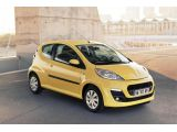 2012 Peugeot 107 facelift II released
