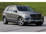 2012 Mercedes ML350 BlueTEC w/ On&Offroad Package: Quick Spin
