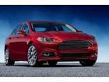 2013 Ford Fusion web leak