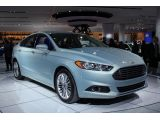 2013 Ford Fusion Hybrid: Detroit 2012