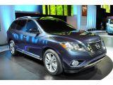 2012 Nissan Pathfinder Concept: Detroit 2012