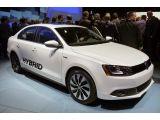 2013 Volkswagen Jetta Hybrid: Detroit 2012