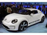 Volkswagen E-Bugster Concept: Detroit 2012