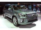2013 Lexus LX570: Detroit 2012