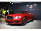 2012 Bentley Continental GT V8: Detroit 2012
