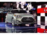 2013 Hyundai Veloster Turbo: Detroit 2012