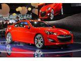 2013 Hyundai Genesis Coupe: Detroit 2012
