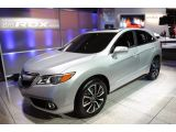 2013 Acura RDX: Detroit 2012