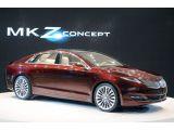 Lincoln MKZ Concept: Detroit 2012