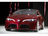 Toyota NS4 Plug-In Hybrid Concept: 2012 Detroit Auto Show
