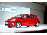 2012 Toyota Prius C: 2012 Detroit Auto Show
