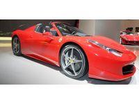İşte 540 bin Euro'luk Ferrari