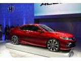 2013 Honda Accord Coupe Concept: Detroit 2012