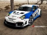 IACOSKI LAP57 Porsche GT2 Racing Edition 2011