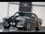 Wheelsandmore Ford Mustang Shelby GT500 ELEANOR 2011