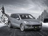 Schmidt Revolution Porsche Cayenne 2011
