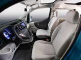 Nissan E NV200 Concept 2012