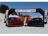 Ferrari FF slalom at Wroom 2012