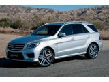 2012 Mercedes-Benz ML63 AMG: First Drive