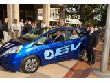 2013 Honda Fit EV deliveries begin in Torrance