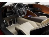 Lexus LF-LC concept - A detailed look
